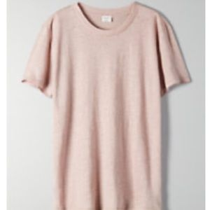 Brand new Aritzia T-shirt size small tags on